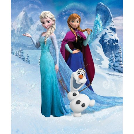 Elsa La Reina de las Nieve y Anna Frozen