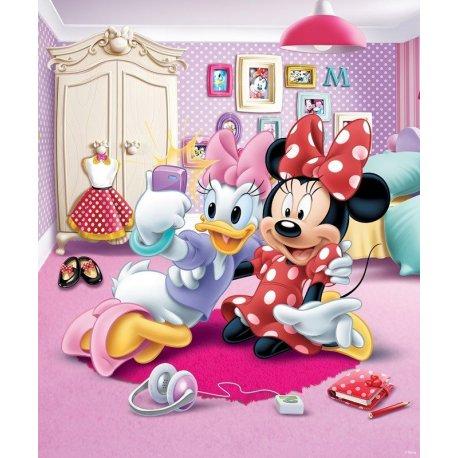 Daisy y Minnie en el Cuarto de las Chicas
