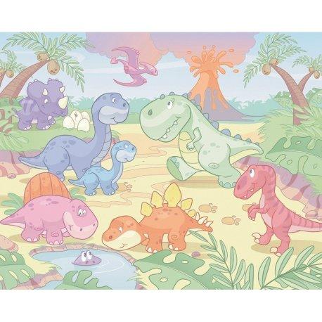 El Mundo de los Dinosaurios Infantil