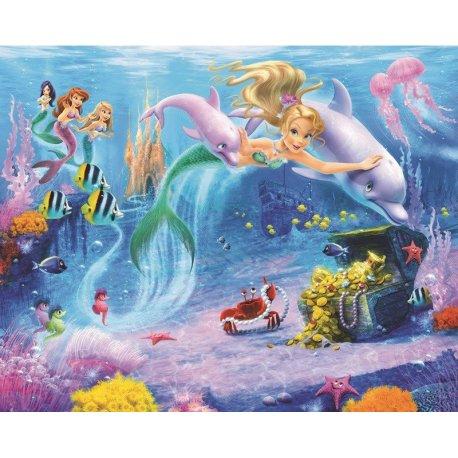 Las Sirenitas Aventuras en el Fondo del Mar