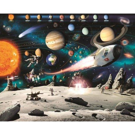 Sistema Solar y Viajes Espaciales Didáctico