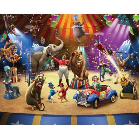 El Circo Mágico de Animales