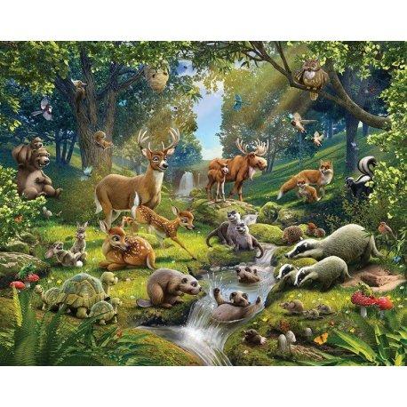 Mowgli Baila con Amigos El libro de la Selva