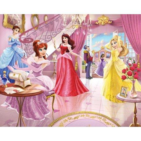 Princesas Disney Listas para el Baile