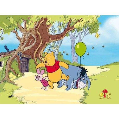Winnie the Pooh Eeyore Piglet de Paseo