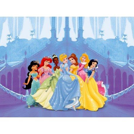 Las Princesitas Disney en el Baile