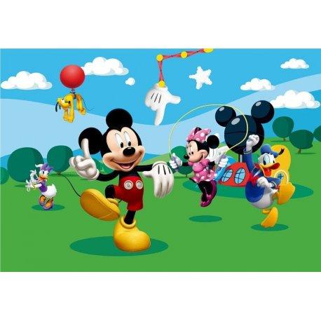 Tiempo de Diversión con los Amigos Disney