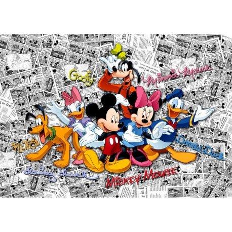 Protagonistas Disney Clásico al Completo