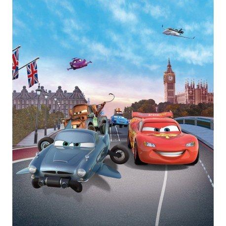 Cars Carrera por Londres