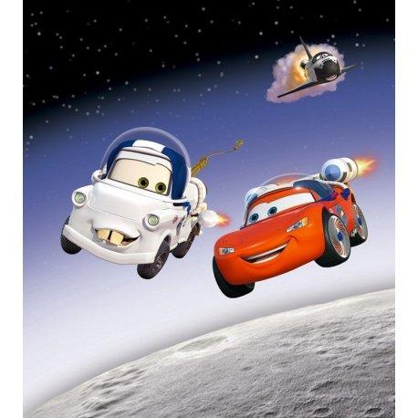 McQueen y Mate Amigos en el Espacio