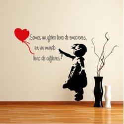 Niña con Globo de Banksy