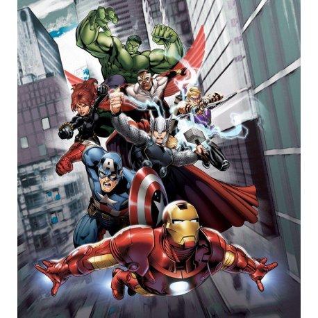 Los Vengadores Juntos al Ataque