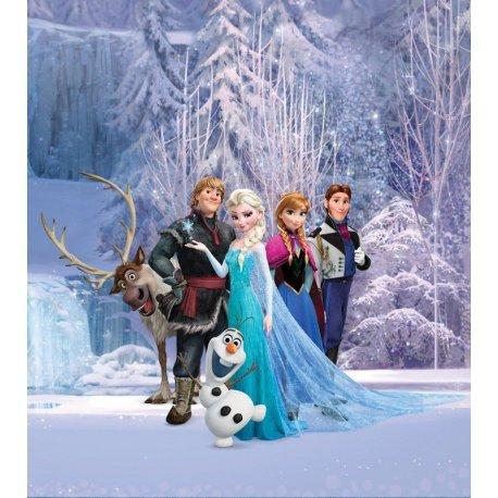 La Reina de las Nieve y Protagonistas Frozen