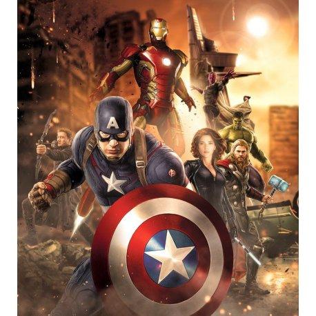 Capitán América y Los Vengadores de Película