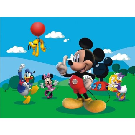 La Idea de Mickey Mouse