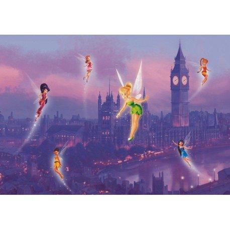 Campanilla y sus Amigas Hadas en Londres