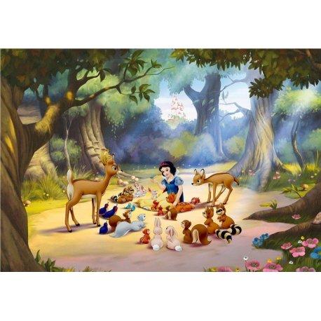 Blancanieve y los Animalitos del Bosque