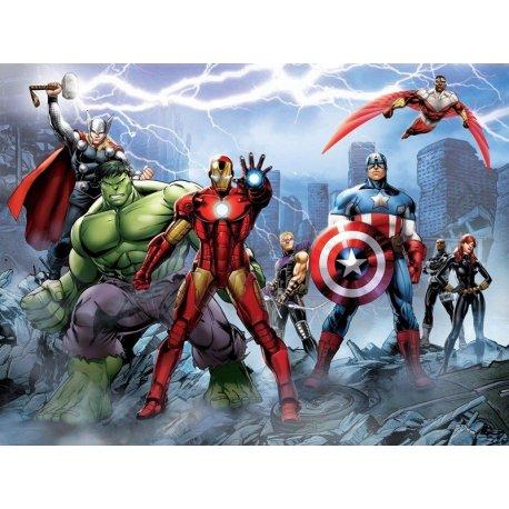Los Vengadores Película La Era de Ultron