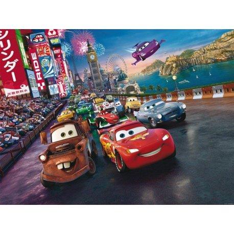 Cars Aventuras alrededor del Mundo