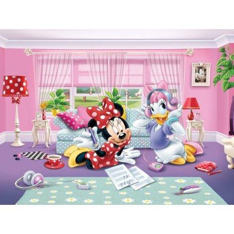 Princesitas Disney en los Jardines del Palacio