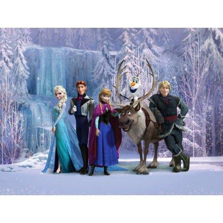 Frozen La Reina de las Nieve Protagonistas