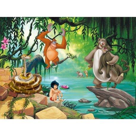 El libro de la Selva Mowgli en el Río