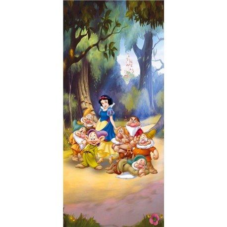 Blancanieve y los Siete Enanitos en el Bosque