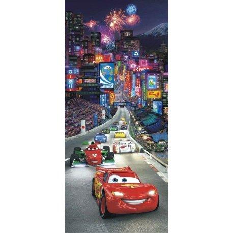 Cars Fuegos Artificiales en la Ciudad