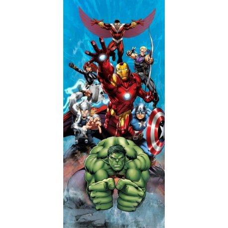 Hulk y Los Vengadores al Ataque