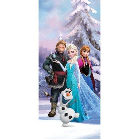 Frozen Elsa Anna Olaf y Kristoff