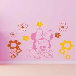 La Pequeña Minnie Mouse Tricolor