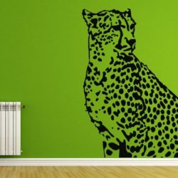 Leopardo de la Sabana Africana