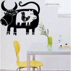 La Vaca el Cerdo y la Gallina