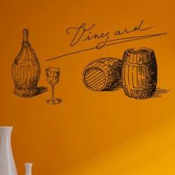 Bodegón Barriles de Vino