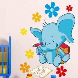 Elefante en el Cole