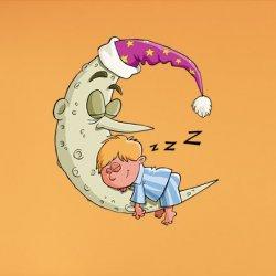 Mi Pequeño Dormilón y su Pijama a Rayas