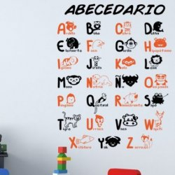 Abecedarío Español