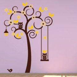 El Árbol de los Búhos Encantados