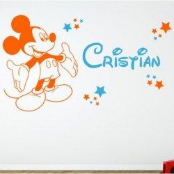 Presentación de Mickey Mouse
