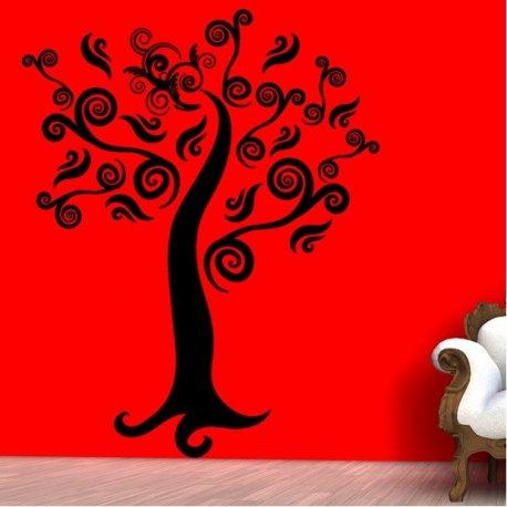 Vinilo decorativo sagrado rbol de juego de tronos for Arbol genealogico juego de tronos