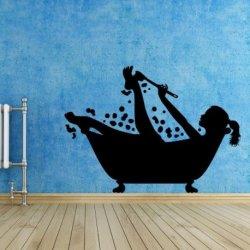 Un Baño Burbujeante