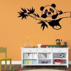 Oso Panda en Rama