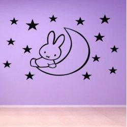 El Conejito sobre la Luna