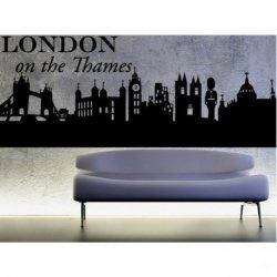 El Rio Támesis de Londres