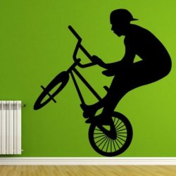 Saltador de Bicicleta