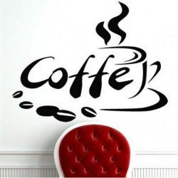 La Taza de Granos de Café