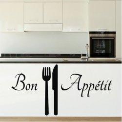 Bon Appétit Cuchillo y Tenedor