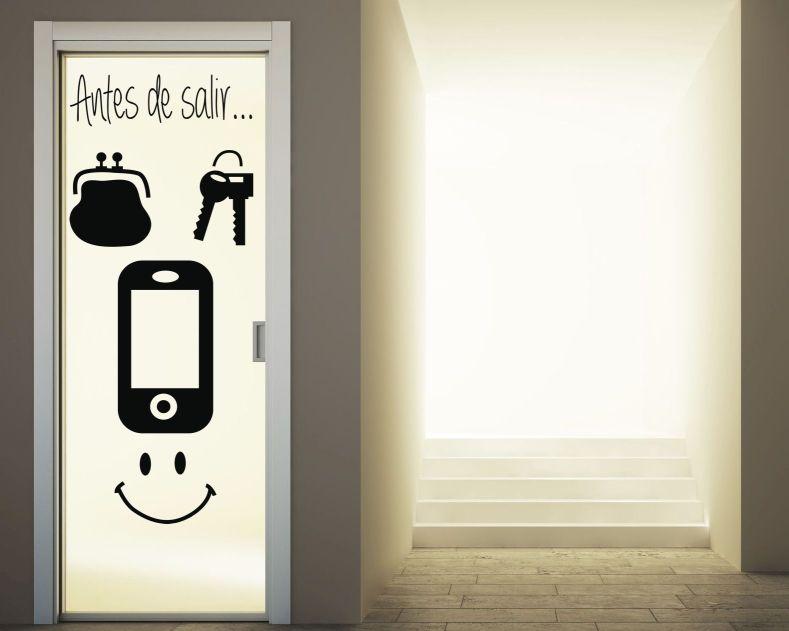 C mo decorar puertas blog de vinilos decorativos - Puertas de vinilo ...