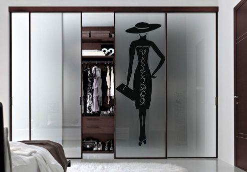 C mo decorar puertas blog de vinilos decorativos - Vinilos para decorar armarios ...