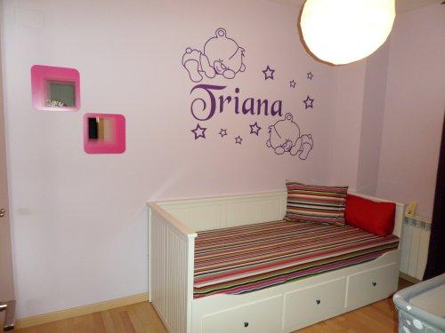Vinilo decorativo infantil ositos dormilones - Casa facil picassent ...